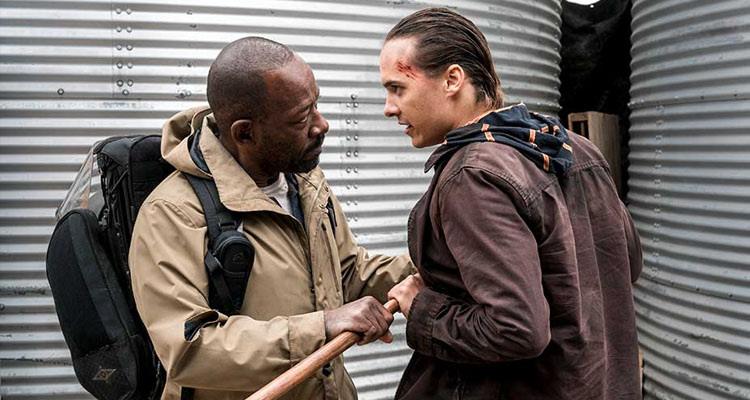 Morgan en Fear the Walking Dead