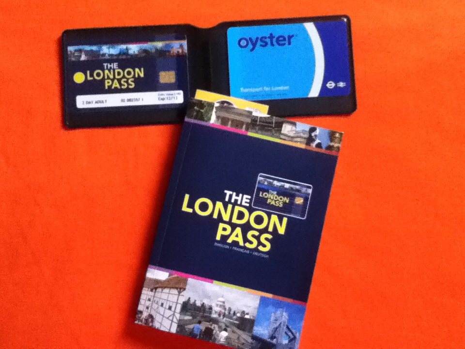 pinay travel buddies london pass and oyster card travel