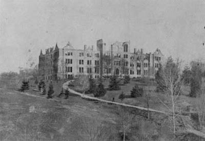 haunted locations in Ohio