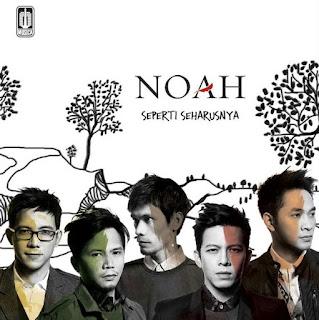 Chord : NOAH - Puisi Adinda