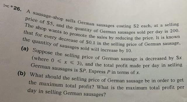 數學長問題的例子