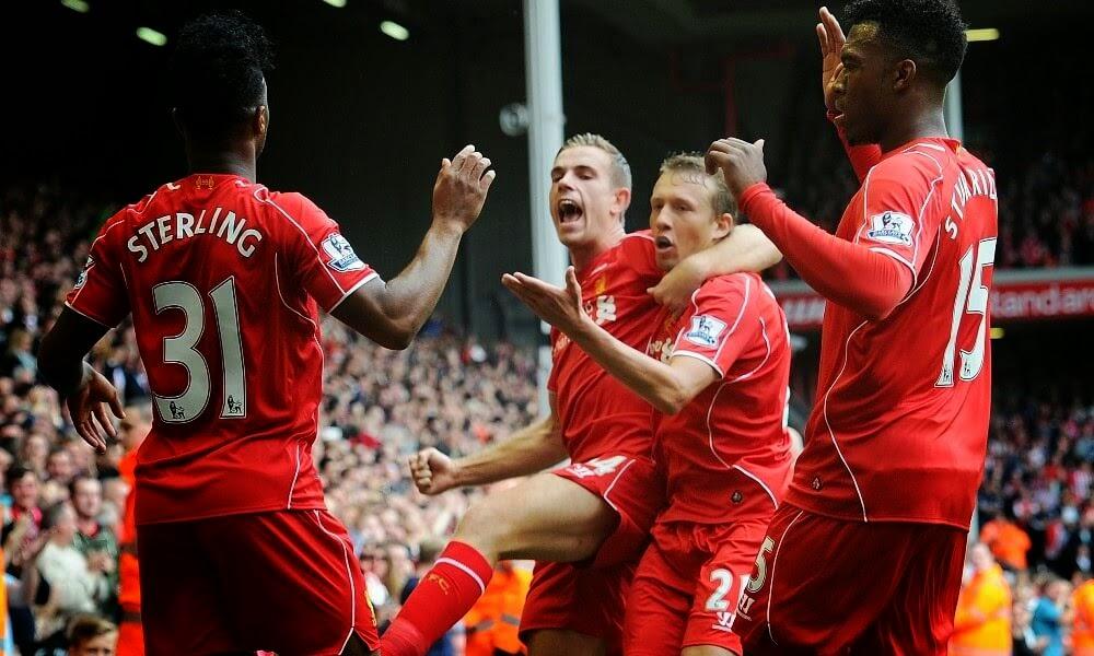 Liverpool Menang