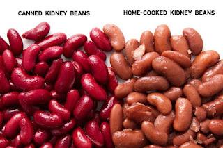 Boiled Kidney Beans