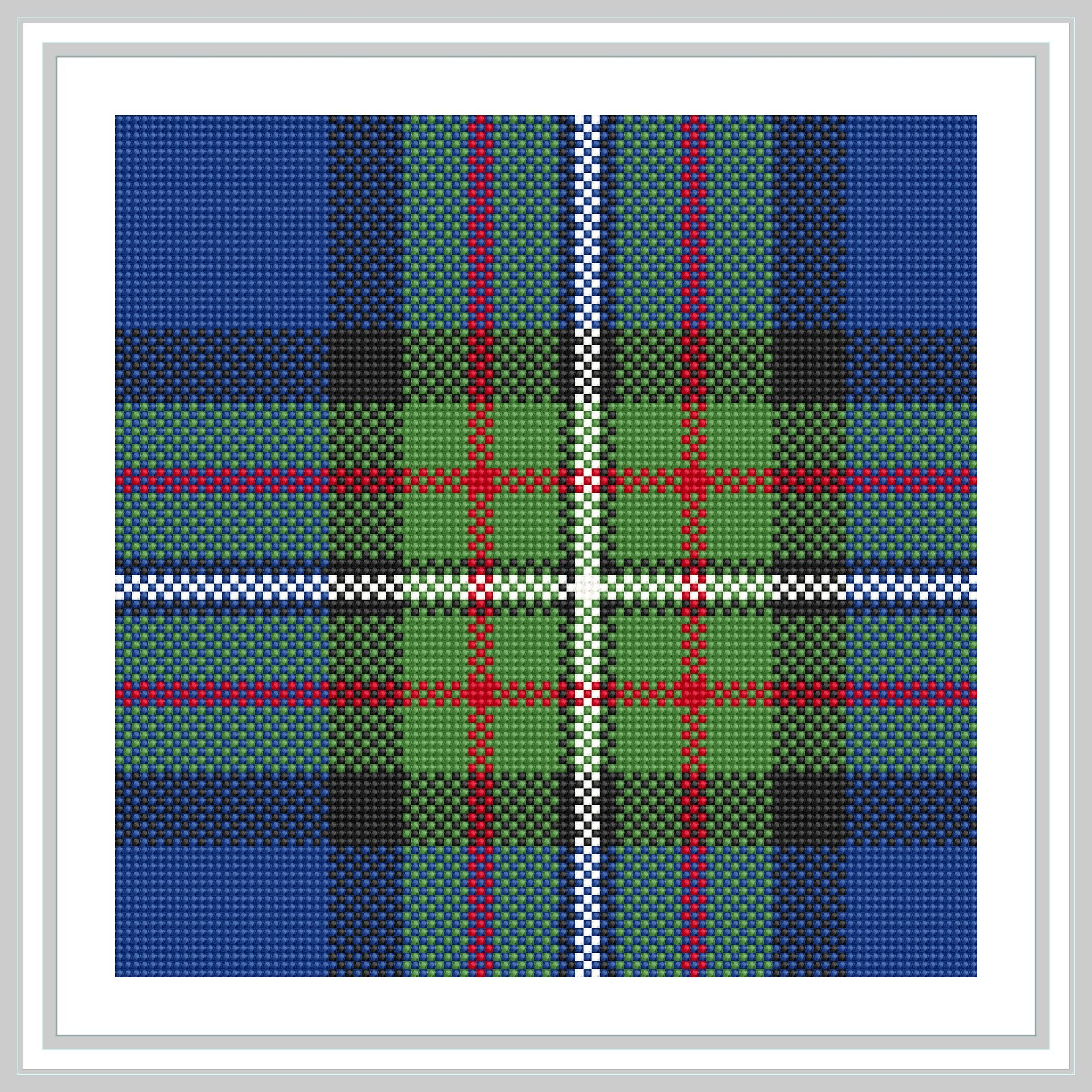 Needlepoint Pattern