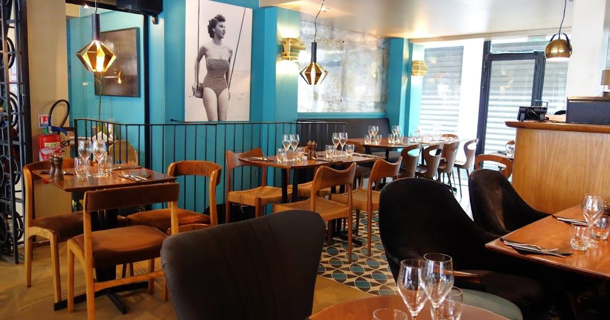 Restaurant Edgar Rue D Alexandrie Paris