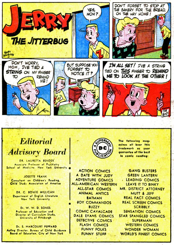 Read online Detective Comics (1937) comic -  Issue #144 - 16