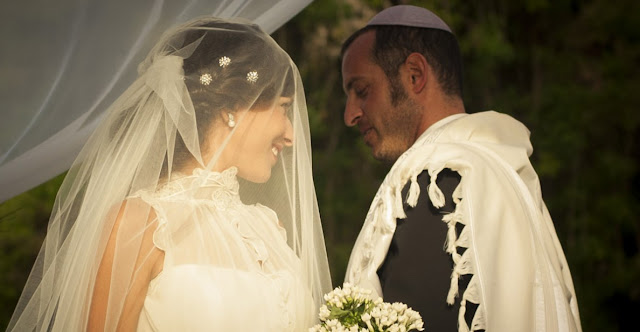 Boda judia, matrimonio y Derecho civil