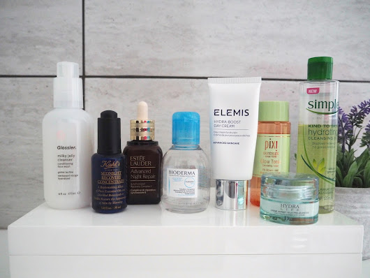 WINTER SKINCARE ROUTINE 2018