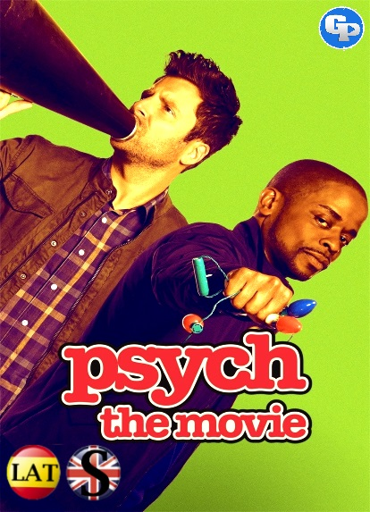Psych: The Movie (2017) HD 1080P LATINO/INGLES