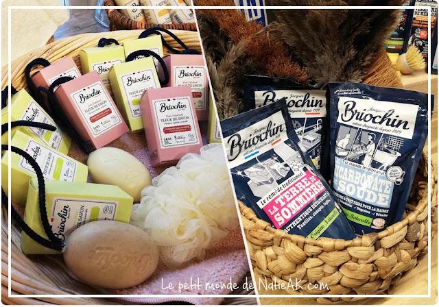 Briochin : Les soins de droguerie Made in France