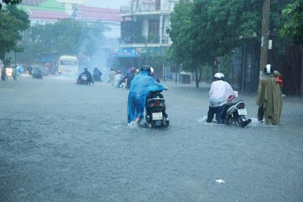 Quảng Bình Mưa lớn, Kinh Doanh FPT Gặp Khó Khăn