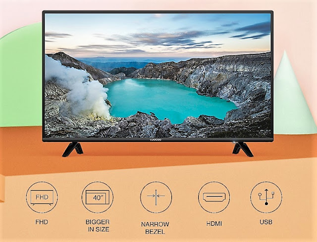 TV LED Coocaa 40D3A 40 Inch