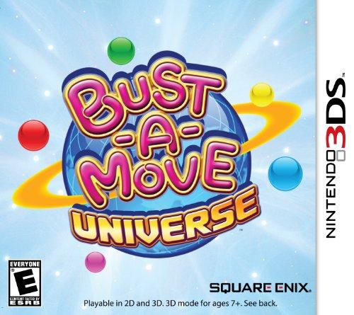 Bust A Move Universe 3DS CIA Google Drive Link ~ 3DS Hackz