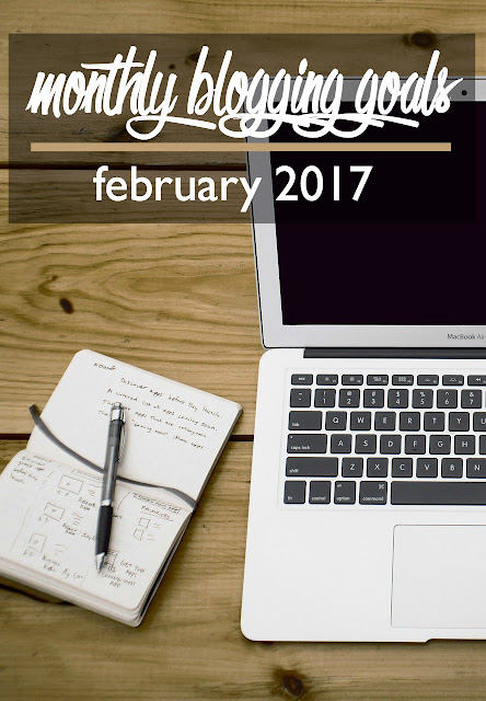 Monthly Blog Goals: February 2017 | CosmosMariners.com