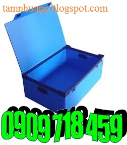 Sản xuất thùng nhựa pp, thùng nhựa pp danpla, gia công thùng nhựa pp danpla