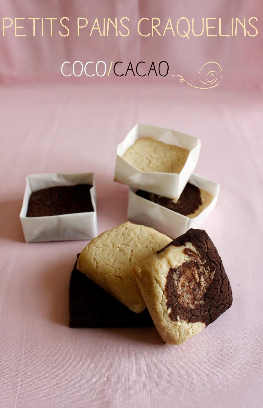 pain coco chocolat