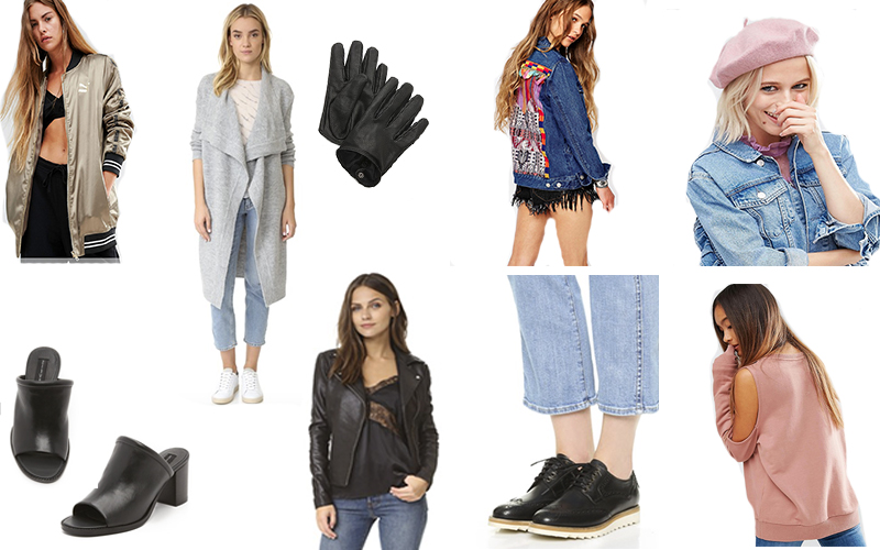 модные тенденции осени 2016