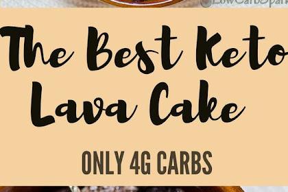 The Best Keto Lava Cake