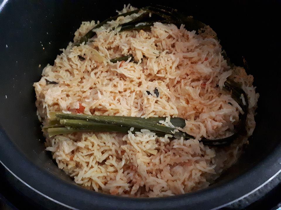 Resepi Nasi Tomato Noxxa