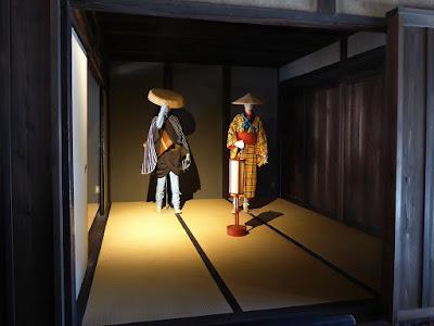 枚方宿・鍵屋資料館 旅の服装