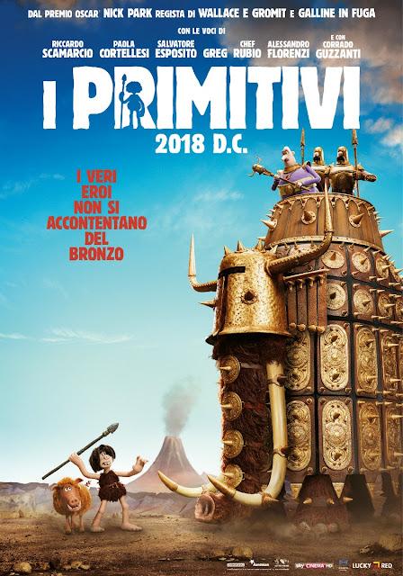 I Primitivi 2018