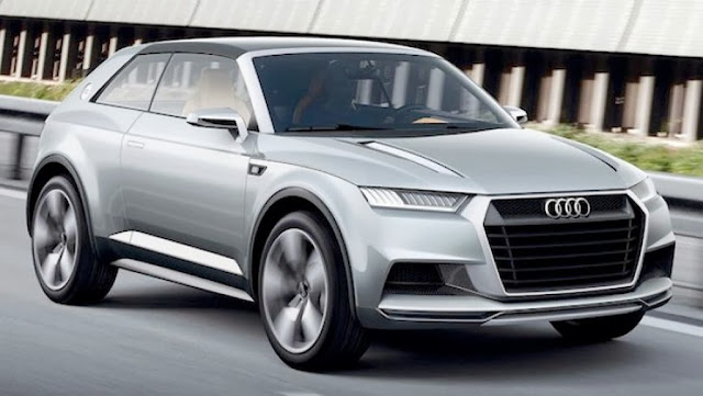 2016 Audi Q8 Release Date & Price
