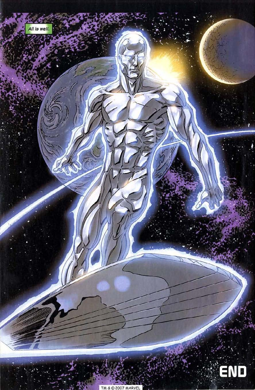Read online Silver Surfer (2003) comic -  Issue #14 - 38