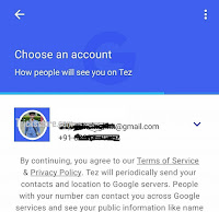 Google Tez App Full Guide How To Use Tez UPI Android App add email