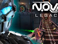 N.O.V.A. Legacy Offline Apk Mod v4.1.8 Unlimited Money
