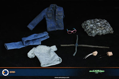 osw.zone Asmus Collectible Toys THE LAURA SET 2.0 Scaled with 1/6 TEENB03 (Teen Body + Nasty Girl)