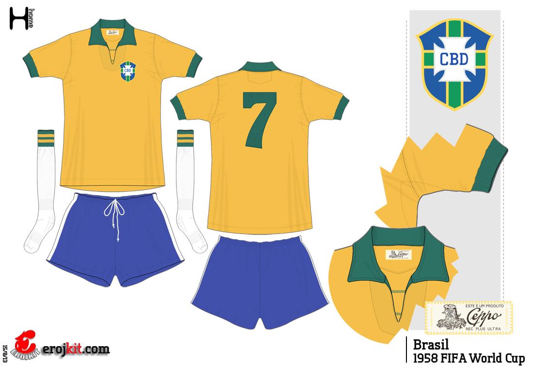 ... ter perdido o sorteio com a Suécia pra decidir quem jogaria de amarelo 78d4944960a58