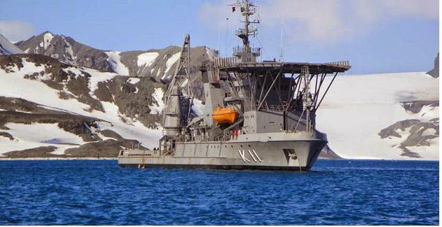 Navío de Socorro Submarino NSSFelinto Perry