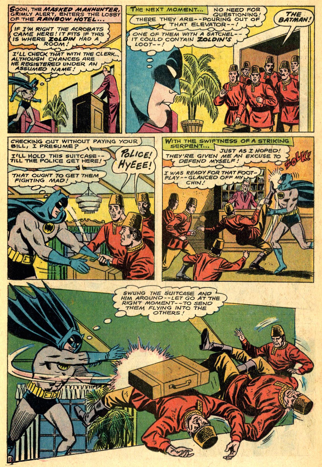 Detective Comics (1937) 372 Page 12