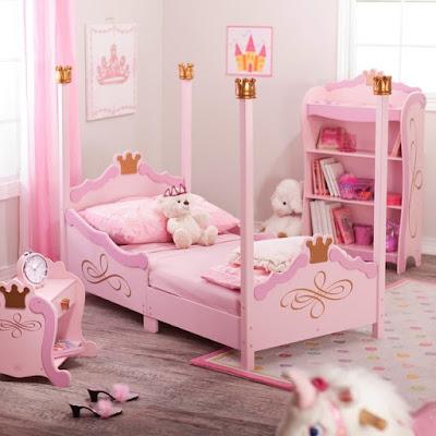 แบบห้องนอนเด็กหญิงขนาดเล็ก