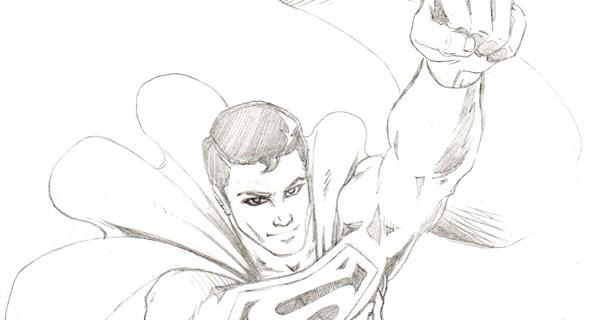 Comic Book Creator Dennis Sweatt: Superman T-Shirt Art in ...