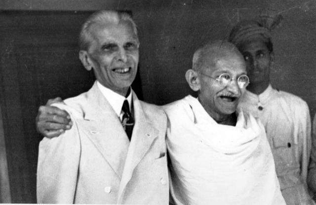 Gandhi Versus Jinnah