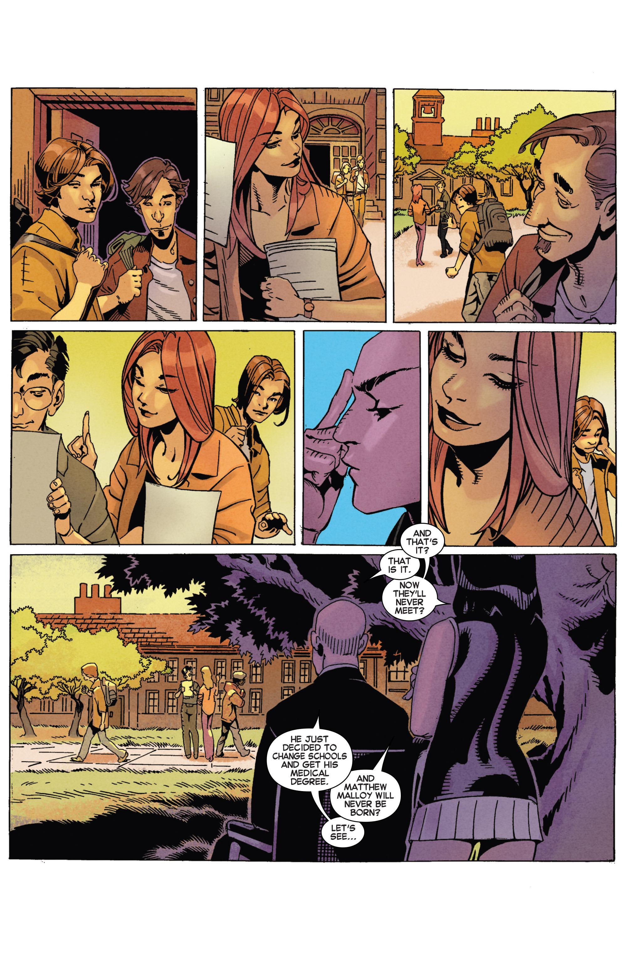 Read online Uncanny X-Men (2013) comic -  Issue #31 - 10