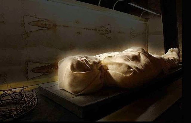 A Ressurreição que aconteceu na madrugada de domingo, 9 de abril do ano 30 d. C.