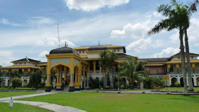 Wisata, Istana, Medan, Sumatera, Kuliner, budaya