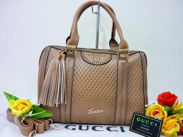 Model Tas Gucci Asli di Indonesia Terbaru 2014