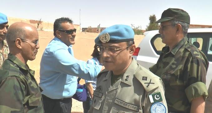 خاص | تقرير أنطونيو غوتيريس: الوضع في الگرگرات بات يشكل مصدر قلقل متزايد على مسار التسوية في الصحراء الغربية.
