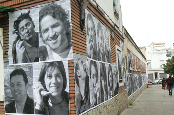 Reportaje 'Los vecinos toman el Mercado'
