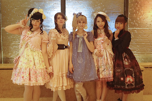 Anime Matsuri Day 0: Rehearsals and first Kawaii Ambassadors meet-up!