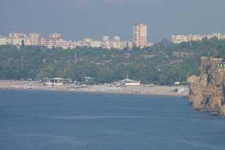 Playa de Konyaalti.