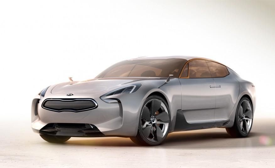 2018 Kia GT