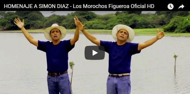 VIDEO: HOMENAJE A SIMÓN DIAZ - Los Morochos Figueroa Oficial HD. Producción Dannys Ramos.