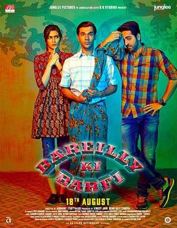 Bareilly Ki Barfi 2017 Full Hindi Movie DVDRip Free Download