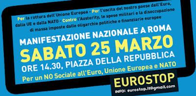 Risultati immagini per 25 marzo 2017, contro il vertice romano per i 60 anni della UE