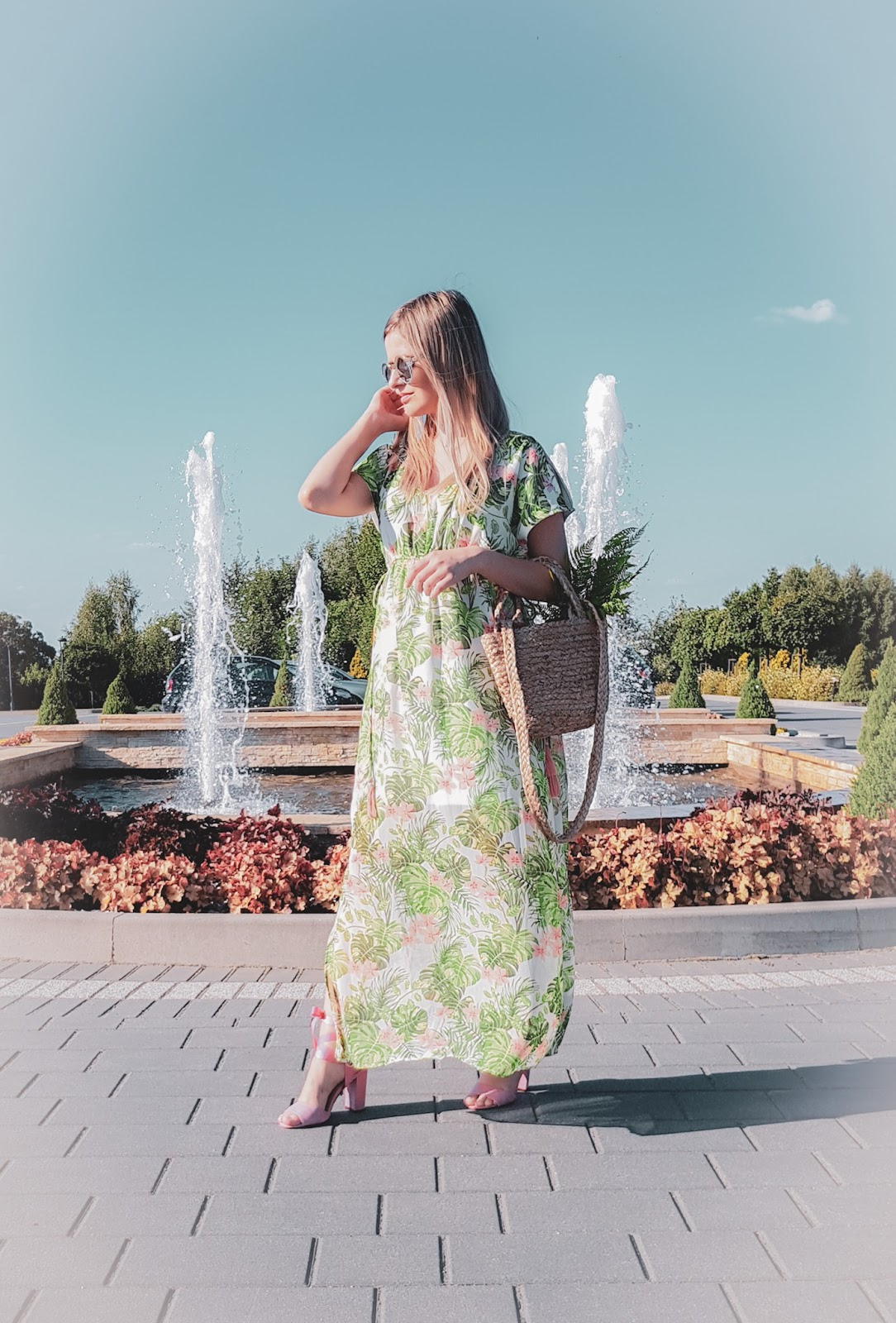 Sukienka na lato i na upały
