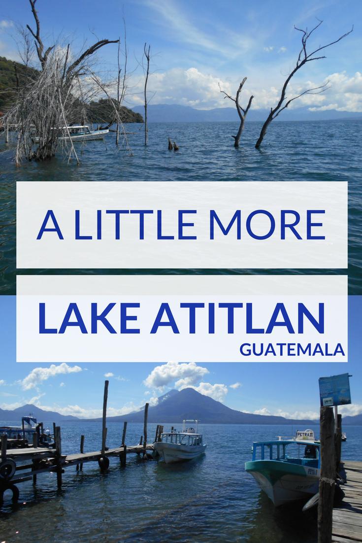 A little more Lake Atitlan, Guatemala - by travelsandmore